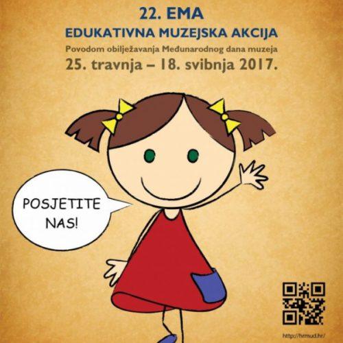 Međunarodni dan muzeja / 22. EMA- Edukativna Muzejska Akcija / TAJNE