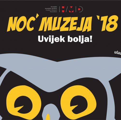 Noć muzeja '18